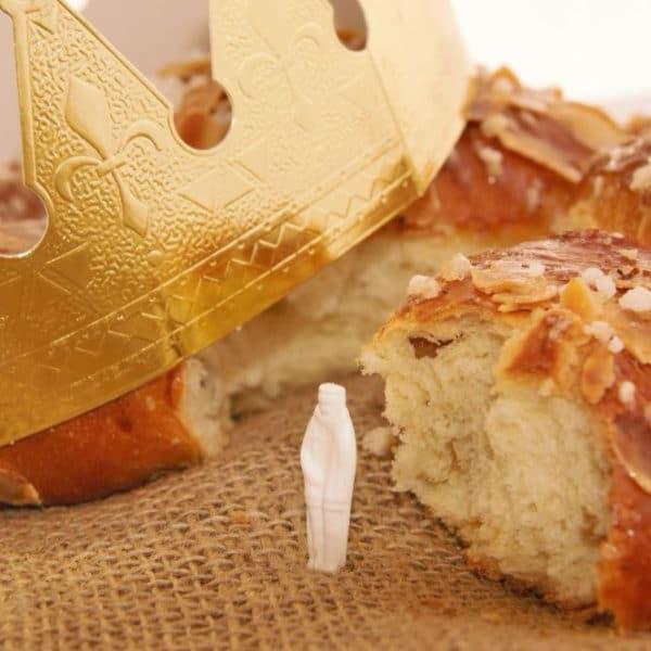 Königskuchen 6er mit könig und krone